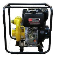 Quality 3 Inch Diesel Fuel Driven High Pressure Water Pump 5.5L Fuel Tank KDP30HS for sale