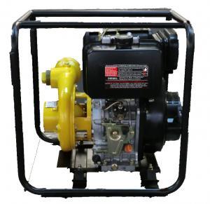 Quality Single Cylinder Vertical High Pressure Water Pump Bilobed Wheel Design for sale