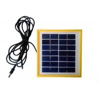 Quality 10w PV Solar Panels / Poly Solar Cell Anti - Corrosion UL 1703 Fire Classification for sale
