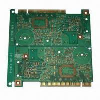 Quality PCB for Lan Card of PC 1.6mm Thickness for sale