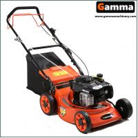 Buy cheap 18'' self propelled lawn mower, cutting width 46cm,BS engine,grass cutter, gasonline mower from wholesalers
