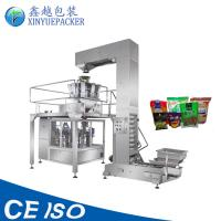 Quality Multihead Weigher Rotary Pouch Packing Machine 3.95Kw For Premade Pouches for sale