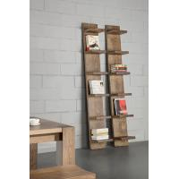 Simple Custom Wooden Book Case Bookshelves Commericial Solid Wood Book Shelves
