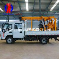China Largest export to foreign markets XYC-200 / vehicle mounted drilling / borehole drilling trucks for sale on sale