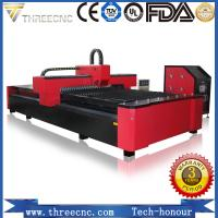 China 1325 stainless steel fiber laser cutting machine for sale. TL1530-1000W THREECNC on sale