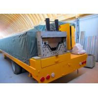 Quality Construction Sheet Roll Forming Machine 914-610 Large Roof Span Color for sale