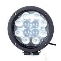 Quality 60w 7-Inch Superbright Cree LED Driving Lights for Truck Jeep Automotive Parts for sale
