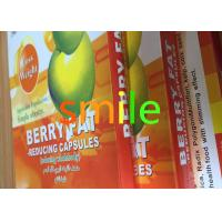 Quality Adults Berry Leisure Slimming Capsule , Organic Max Diet Pills No Side Effect for sale