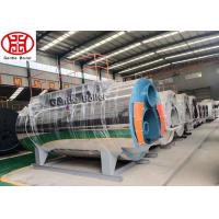 Quality Energy Saving Industrial Oil Gas Steam Boiler Fully Automatic Fire Tube For Heating for sale