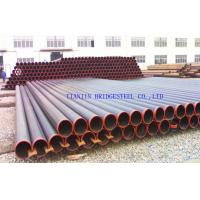 Quality ASTM A106 ASTM A53 Hot Rolled Seamless Steel Pipe for Water, Gas Delivery for sale