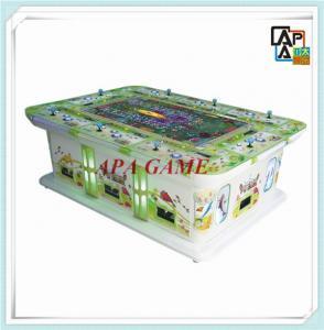 Quality 8P fire kylin tiger stirke animals dragon king fish hunter ocean king fishing game machine for sale