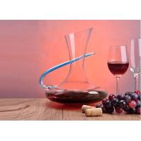 Quality Single Glass Wine Decanter for sale