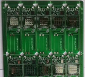 Quality Rigid UL 94V0 LED Light PCB Board Tube Light Control Circuit Board for sale