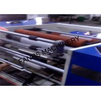 "Buy Coreless Paper Rewinding Machine Eco-Friendly With 3"" Mother Roll Core at wholesale prices"