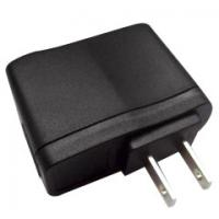 Quality Portable USA plug 5V 2A USB Adapter with CE certifications for sale