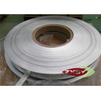 Buy 1070 3003 3105 Aluminium Strip Foil For Aluminum Composite Pipe Hose Tube at wholesale prices