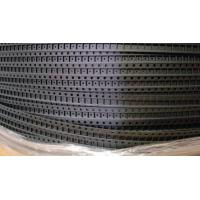 Quality Black Embossed Carrier Tape Waterproof Antistatic / Non Antistatic Type for sale