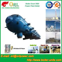 Buy Once Through Electrical Water Boiler Dryer Drum Carbon Steel SA516 GR70 at wholesale prices