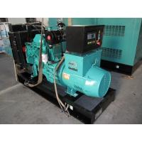 Quality Generator Cummins Diesel By Cummins Engine 63KVA 1500RPM Diesel Genset for sale
