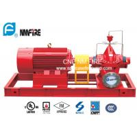 Quality Oil Depots Electric Motor Driven Fire Pump 500GPM / 150PSI UL Listed for sale