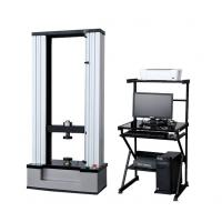 Buy cheap Fiber Tensile Strength Testing machine High Performance Materials Tensile Strength Test Machine from wholesalers