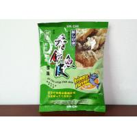 Buy Heat Seal Custom Printed Potato Chip Bags With CPP / PE / PET Material at wholesale prices