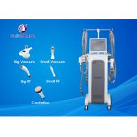 Quality RF Roller 940nm Vacuum Slimming Machine Cellulite Removal With 5 In 1 System for sale