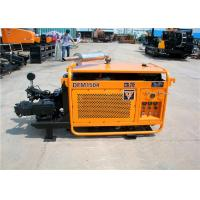 Quality underground pipe laying horizontal directional drilling equipment separate structure for sale