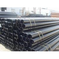 Quality High Strength Alloy Round Steel Pipe , ASTM A213 A210 Cold Drawn Seamless Steel Tube for sale