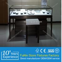 Quality With 10  years experience factory directly glass jewelry shop furniture showcase for sale