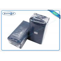 Quality Water Proof PE Coated Disposable Bed Sheet Size 80CM x 210CM For Massage for sale