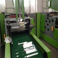 Buy Mitsubishi Motor Paper Rewinder Machine For Cutting Soft Temper Material at wholesale prices