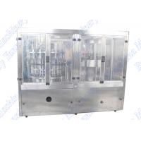 Quality Stable Water Bottling Equipment / Automatic Liquid Bottle Filling Machine for sale