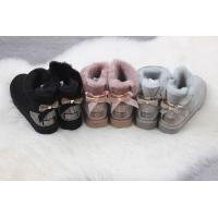 Buy cheap ugg female shoes UGG 1015063 followed by hot drilling bow from wholesalers