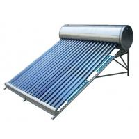 China low cost & low pressure solar water heater on sale