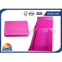 Quality Custom Printing Foldable Paper Box for Gift Packaging with Cardboard or Art Paper for sale