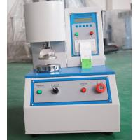 Quality Paper and Paperboard Bursting Testing Equipment , Paperboard Bursting Testing Equipment , Paper Testing Equipments for sale