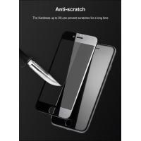 Quality 0.33mm iPhone Tempered Glass Screen Protector 2.5D Arc Edge Oleophobic Coating for sale