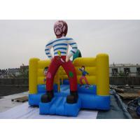 Quality Customize PVC Tarpaulin Inflatable Jumping Castle / Inflatable Bounce Castle For Children  for sale