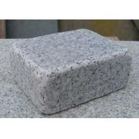 Quality Small Decorative Landscaping Stone / Cobblestone Paving Stones 2500kg/M3 Density for sale