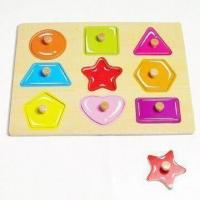 Quality Wooden Puzzle, Made of MDF, Various Colors are Available, CE-certified for sale