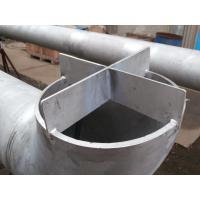Buy cheap Oil Industry Sheet Metal Process With Bending Stamping Punching Assembly from wholesalers