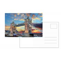 Buy cheap London Tower Images 6x9 Inch 3D Lenticular Postcard For Souvenirs & Gifts from wholesalers