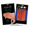 Buy cheap 3 Side Sealing Custom Printed Frozen Clear Laminating Vacuum Sea Food Packaging Bag from wholesalers