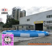 Quality Inflatable Above Ground Swimming Pools For Bumper Boat  , Water Balls for sale