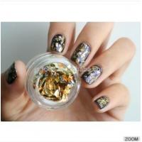 Buy cheap Creactive and Variegated foils Chips Nail Art Decal Design Decoration DIY 16 from wholesalers