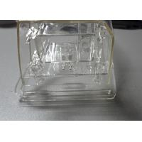 Quality Metal Insert Overmold Auto Parts Mould PC Clear For Lamp Housing for sale