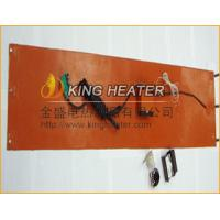 Quality silicone rubber heater with adjustable temperature controller for sale