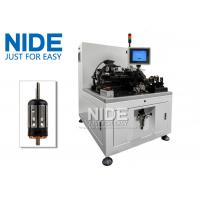 Quality Two Station Semi Auto Armature Balancing Machine , Rotor Industrial Balancing Machine for sale