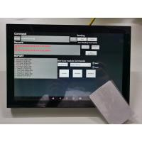 Quality Factory OEM Industrial Control Wall Recessed Android OS 10 Inch Touch Screen Integrated NFC Tablet for sale